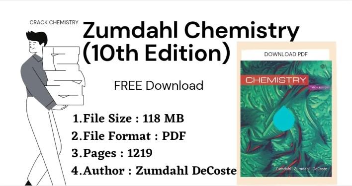 zumdahl chemistry 10th edition pdf download