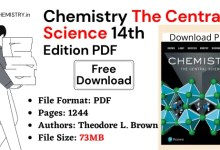 chemistry the central science 14th edition pdf download