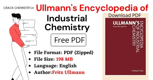 ullmann's encyclopedia of industrial chemistry pdf, ullmann's encyclopedia of industrial chemistry 7th edition pdf free download