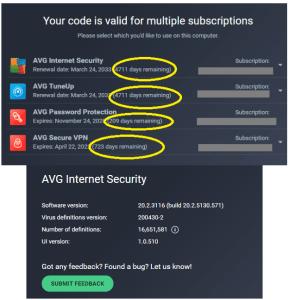avg internet security 2019 + serial em português-br