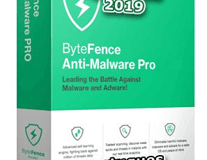 chave de licença bytefence 2019
