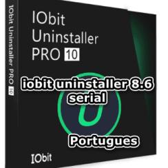 iobit uninstaller 8.6 serial