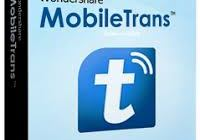 Wondershare Mobiletrans 7.8.1 Crack + Registration Code Free Download