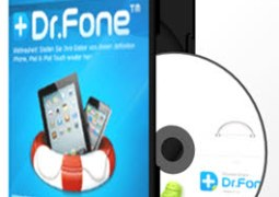 Wondershare Dr.Fone For iOS 10.3 Crack With Serial Key Free Download