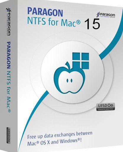 Paragon NTFS 15.0.738 Crack Mac OS Full Free Download