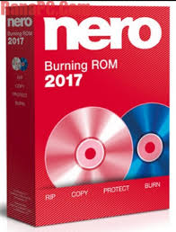 Nero Burning ROM 2017 Crack With Serial Key Full Free Download