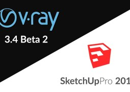 Vray 3.4 for SketchUp 2017 Crack With Mac Full Free Download