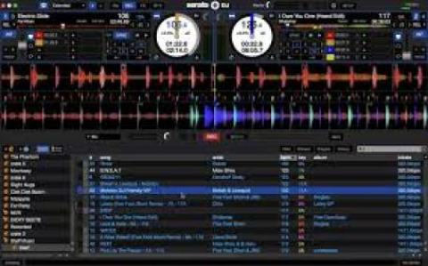 Serato DJ Crack 1.9.6 Crack Mac + Keygen Latest Free Download
