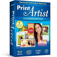 Print Artist Platinum 25.0.0.6 Crack + Portable Full Free Download