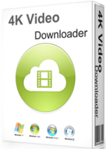 4K Video Downloader 4.4.5 Crack + Serial Key Free Download