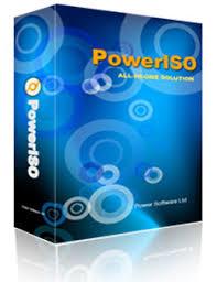 PowerISO 7.1 Crack + Serial Key (32 & 64Bit) Full Free Download