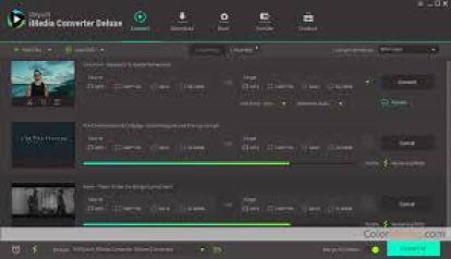 iSkysoft iMedia Converter Deluxe 1.0.2.3 Crack