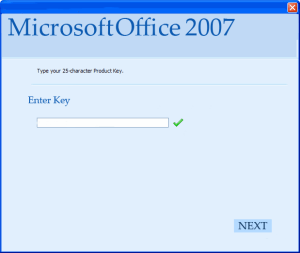 Microsoft Office 2007 Product Key ( Activator + Crack) Free Here