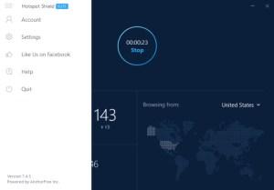 Hotspot Shield VPN Elite 7.20.9 Crack