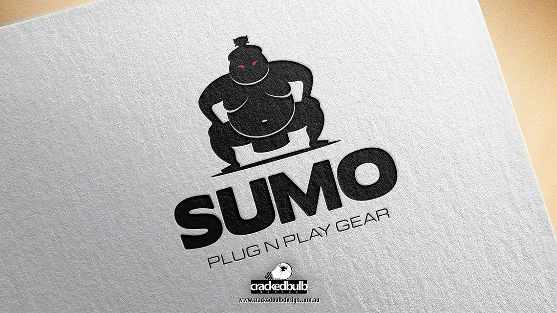 Sumo-plug-n-play-gear-logo-design-brisbane-cracked-bulb-2