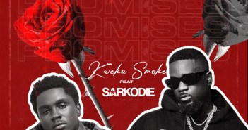 Kweku Smoke - Promises Ft Sarkodie (Prod. by Atown TSB)