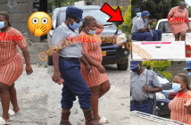 What did I do wrong? He asked for it – Curvy Woman Caught Having S.£x With 13-year-old Boy [Watch Video]