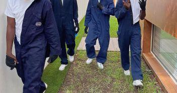 Jay Bahd - Y33gye Tire ft Reggie, O'Kenneth, Kawabanga x City Boy