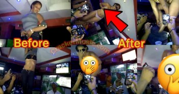Sl@y Queen Allow Guys To Touch Her T0n.ga On Stage Surface Online [WATCH VIDEO]