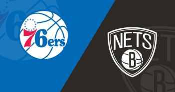 Philadelphia 76ers Vs Brooklyn Nets (Sixers Vs Nets) | Free Live Stream