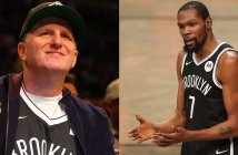 Kevin Durant fined $50,000 over thre@tening messages to Michael Rapaport