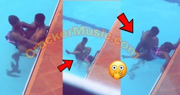 Video Of Another Sl@y Queen Being Ch0pp3d In A Swimming Pool On Easter Monday [Watch Video]
