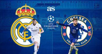 Real Madrid Vs Chelsea FC [Free Live Stream]