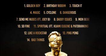 KiDi - The Golden Boy Album [Full Album]