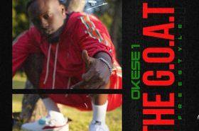Okese1 - The GOAT Freestyle