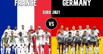 France Vs Germany (UEFA EURO 2021) | Live Stream HD