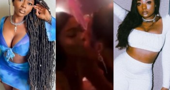 efya and s3fa kissing in public