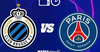 Club Brugge vs PSG (UEFA Champions League) Watch Free HD Live