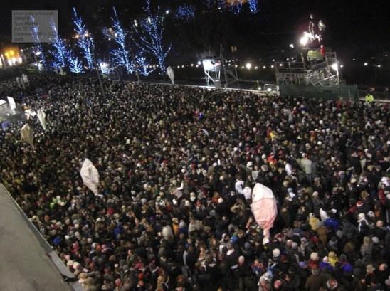 hogmanay street party edinburgh 2016 end of year summary