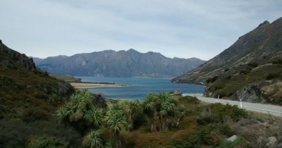 Retirement Travels 2017 Lake Hawea