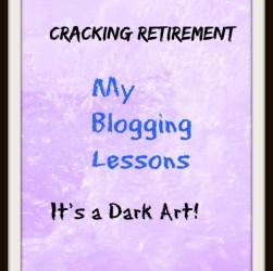 Cracking retirement blogging lessons
