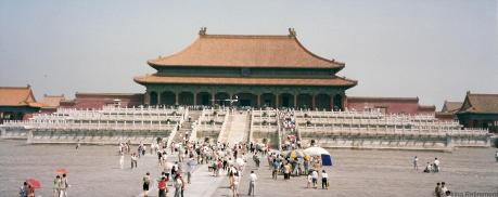 Cracking Retirement - Beijing Forbidden City