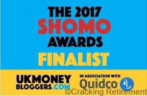CRacking Retirement SHOMO 2017 finalist