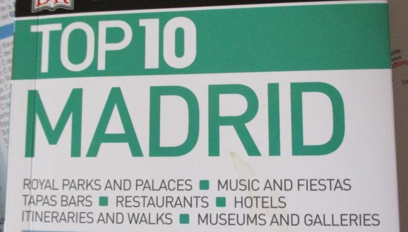 Cracking Retirement Madrid book