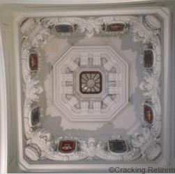 racking REtirement Cibeles Ceiling Madrid