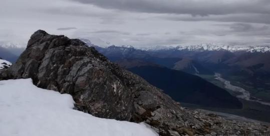 Cracking Retirement Glacier Queenstown