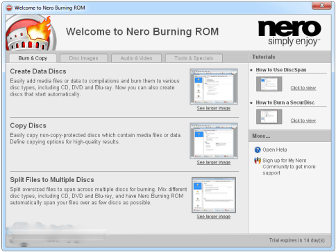 Nero Burning Rom 2015 Serial Number and Keygen free download