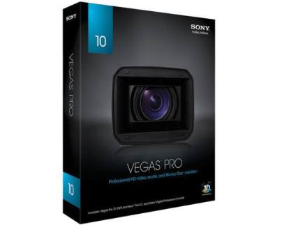 Sony Vegas Pro 10 key With Crack Free Download