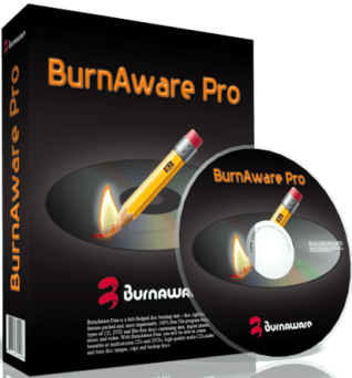 BurnAware Professional 8.9 Patch