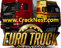 Euro Truck Simulator 2 Crack & Keygen Plus Product Key [Full] Download
