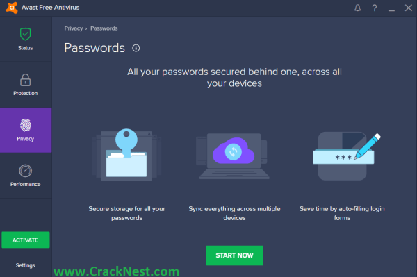 Avast Free Antivirus Crack 2018 Activation Code