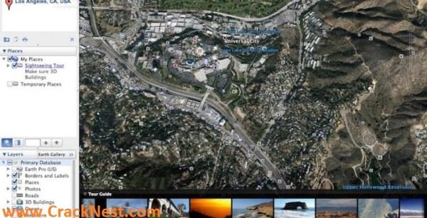 Google Earth Pro Crack 2018 Key