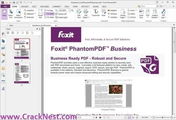 foxit pdf editor crack and keygen full free download