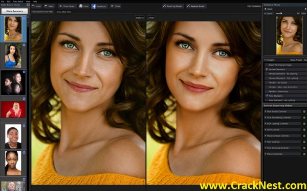 Portrait Professional Studio 17 License Key Crack