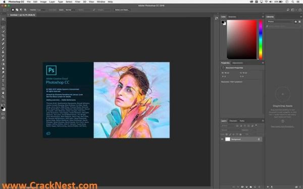 adobe photoshop cc 2018 crack download 64 bit