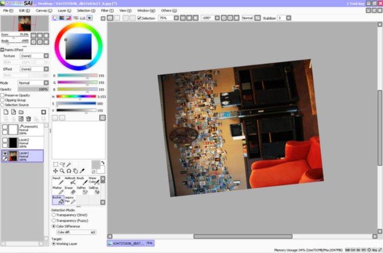 paint tool sai v1 2 5 with crack latest cracks 4 download. Black Bedroom Furniture Sets. Home Design Ideas